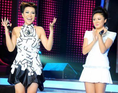 Trần Nguyễn Uyên Linh remporte le Vietnam Idol 2010