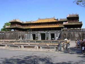 citadelle hue centre vietnam
