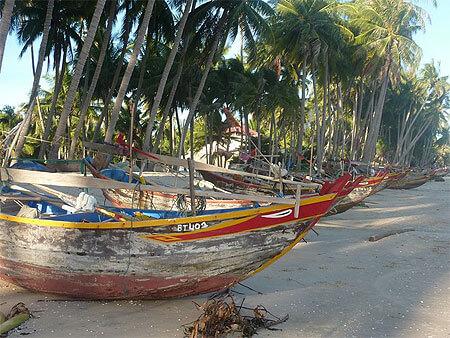Découvrez Mui Ne, station balnéaire à Phan Thiet, près de Hô-Chi-Minh-Ville dans sud du Vietnam