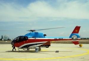 tourisme en hélicoptère Vietnam