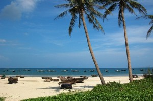 Cua Dai plage Vietnam