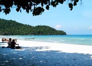 Phu Quoc plage Vietnam
