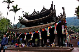 Huong Pagoda Vietnam