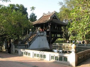 pagode Mot Cot