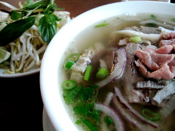 Découvrez le Phở, le plat national vietnamien