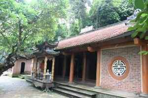 Giai Oan pagode