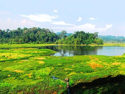Cat Tien ecotourisme