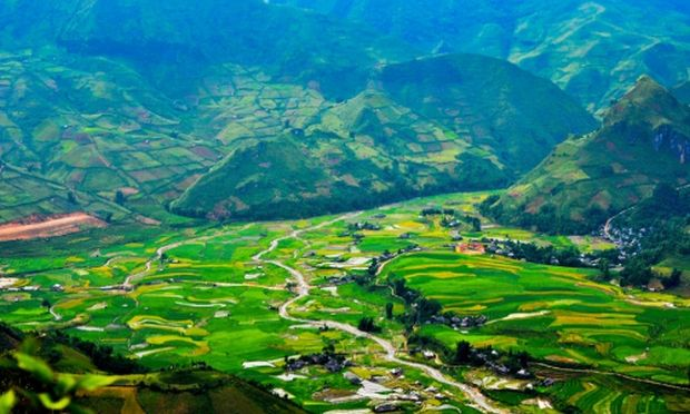 Le nord du Vietnam, une région idéale pour les petits budgets
