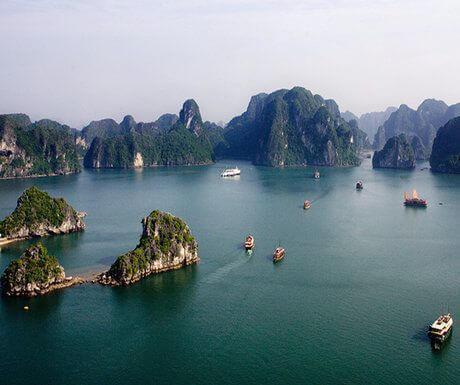 7 merveilles naturelles que vous devez voir au Vietnam
