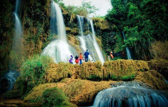 Découvrez le haut plateau Moc Chau au nord-ouest du Vietnam