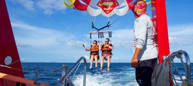 Pratiquer les sports nautiques au Vietnam